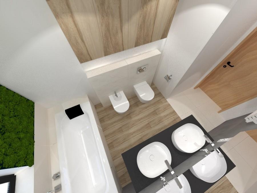 łazienka Mysiadło